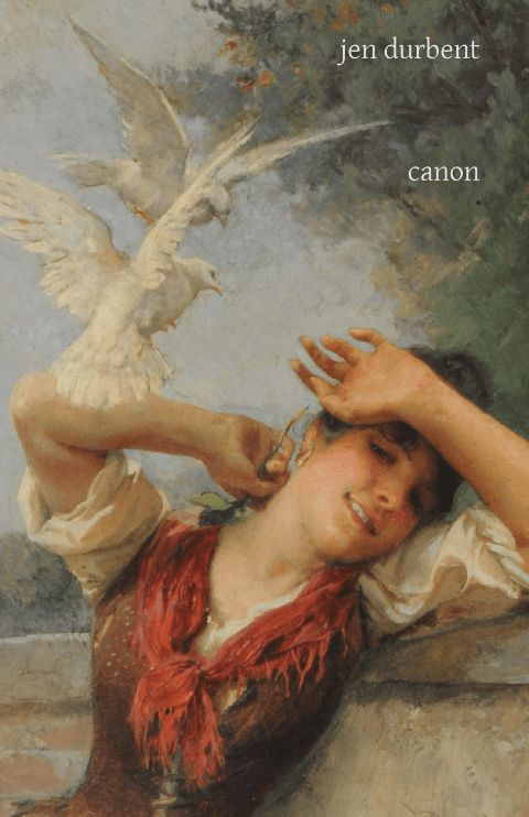 Cover: canon by Jen Durbent